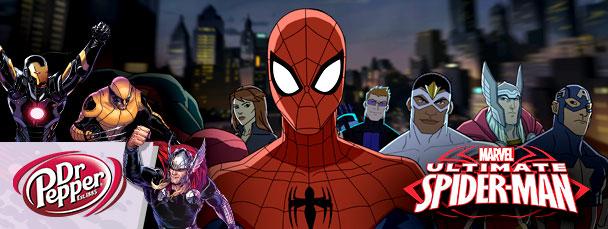 U Spiderman Marvel s Ultimate Spider-Man
