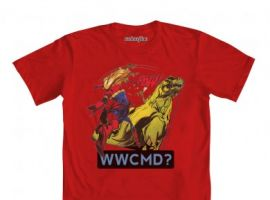 WWCMD tee by WeLoveFine