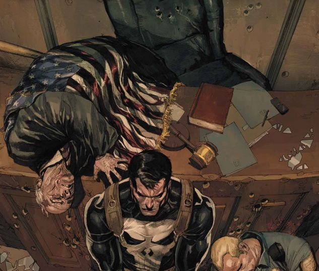 Punisher: People Vs. Castle (2014) #2 Cover