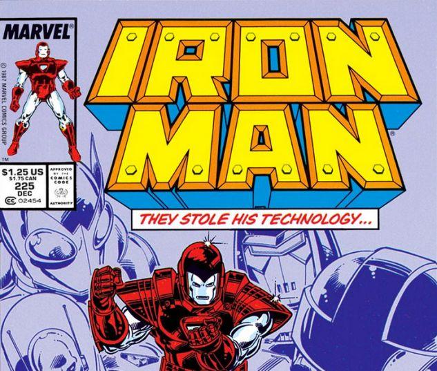 Iron Man (1968) #225