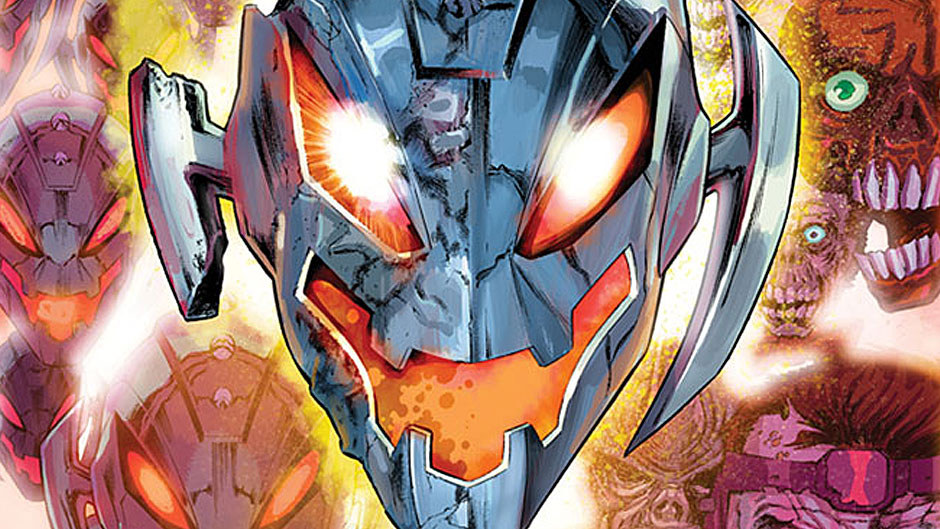 Age of Ultron Vs. Marvel Zombies -- Summer 2015