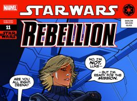 Star Wars: Rebellion (2006) #11