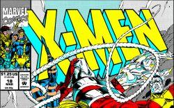 X-Men (1991) #18