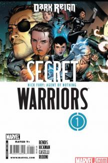 Secret Warriors (2008) #1