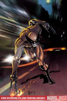 Dark Wolverine (2009) #75 (2ND PRINTING VARIANT)