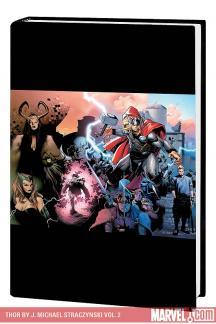 Thor by J. Michael Straczynski Vol. 2 (Hardcover)