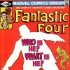 FANTASTIC FOUR #234