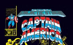 CAPTAIN AMERICA #400 COVER