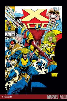 X-Factor Visionaries: Peter David Vol. 4 (0000)