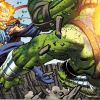 World War Hulk #4 Interior Art