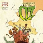 THE MARVELOUS LAND OF OZ #6 cover by Skottie Young