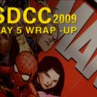 San Diego Comic-Con 2009: Day 5 Wrap-Up