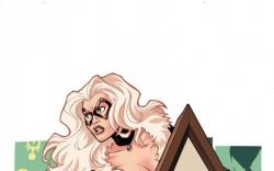 AMAZING SPIDER-MAN PRESENTS: BLACK CAT #4 cover art by Amanda Conner