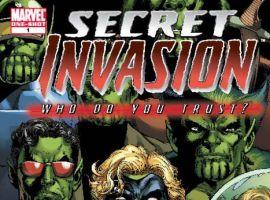 SECRET INVASION: WHO DO YOU TRUST? One-Shot
