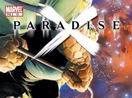 Paradise X #12