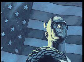CAPTAIN AMERICA: THE CHOSEN #4