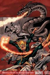 Immortal Iron Fist: The Origin of Danny Rand #1 