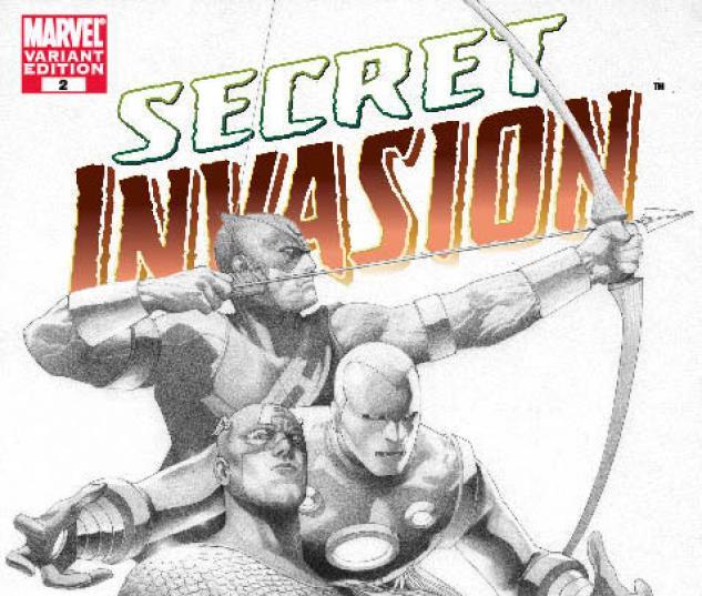 SECRET INVASION #2
