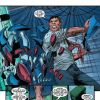 AMAZING SPIDER-MAN PRESENTS: AMERICAN SON #3 preview art by Philipe Briones