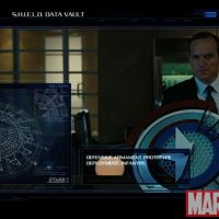 A peek into the S.H.I.E.L.D. Data Vault