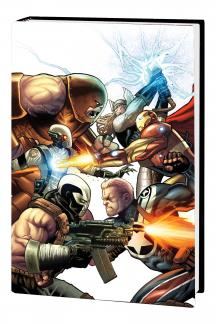 Shadowland: Thunderbolts (Hardcover)