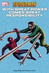 Spider-Man: With Great Power Comes Great Responsibility #4