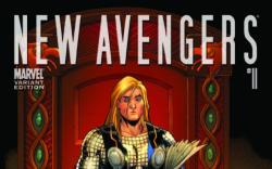 New Avengers (2010) #11, THOR HOLLYWOOD VARIANT