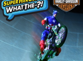 MSH: What The--?! Harley-Davidson Special