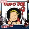 New York Comic Con 2011: Cup O' Joe Panel Liveblog