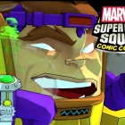 Watch the Second Super Hero Squad: Comic Combat Cutscene