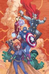 X-Men #27  (Avengers Art Appreciation Variant)