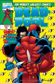 Deadpool (1997) #8
