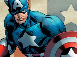 Assembling the Avengers: Captain America
