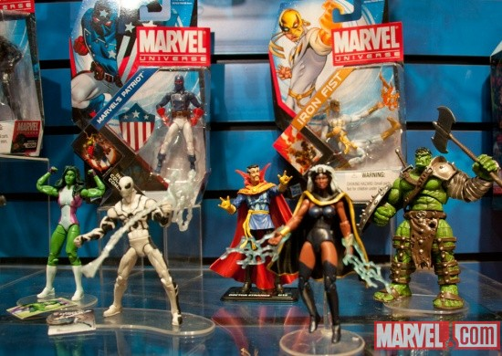 Marvel Universe Figures