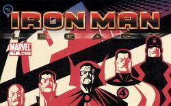 Iron Man Legacy (2010) #11