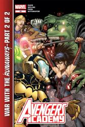 Avengers Academy #28 