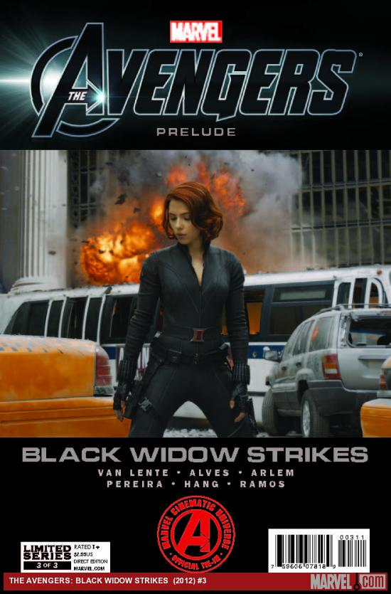 MARVEL'S THE AVENGERS: BLACK WIDOW STRIKES 3