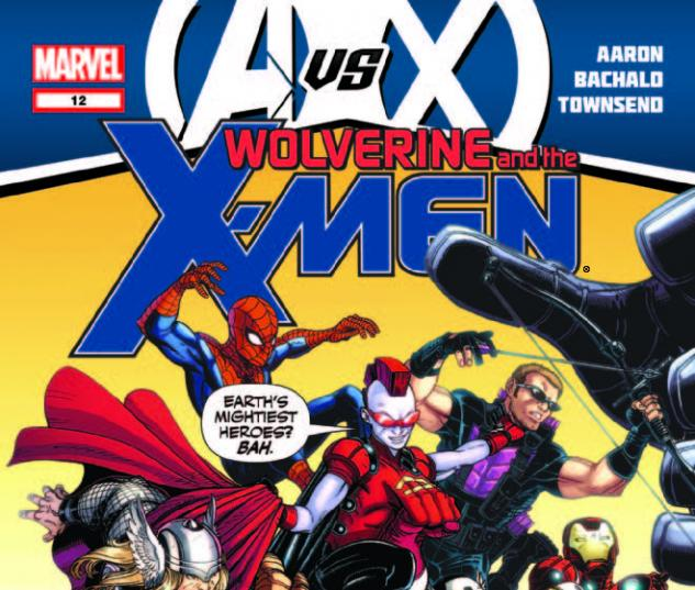 WOLVERINE & THE X-MEN 12 (AVX, WITH DIGITAL CODE)