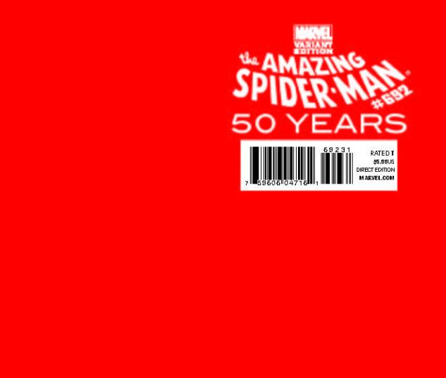 AMAZING SPIDER-MAN 692 MARTIN 70S VARIANT (WITH DIGITAL CODE)