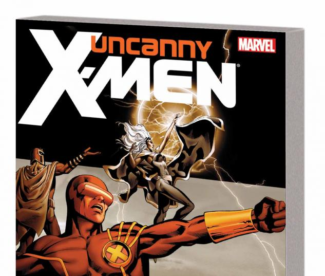 UNCANNY X-MEN BY KIERON GILLEN VOL. 1 TPB (COMBO)