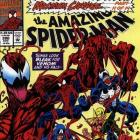 Amazing Spider-Man #380 cover by Mark Bagley