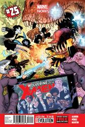 Wolverine &amp; the X-Men #25 