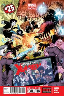 Wolverine &amp; the X-Men (2011) #25