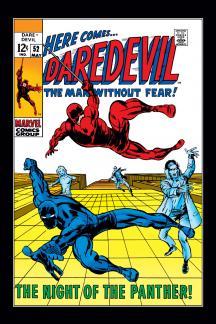 Daredevil (1963) #52 Cover