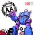 AVENGERS ARENA 1 YOUNG VARIANT