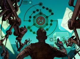 Assembling the Avengers Pt. 1
