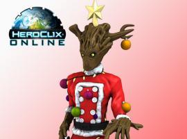 Season's Grootings from HeroClix Online