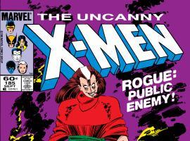 Uncanny X-Men (1963) #185 Cover