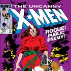 Uncanny X-Men (1963) #185 Cover