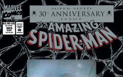 Amazing Spider-Man (1963) #365 Cover